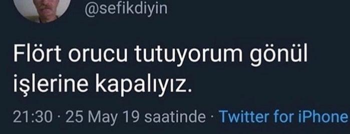 Üretmen İş Merkezi is one of Samet : понравившиеся места.