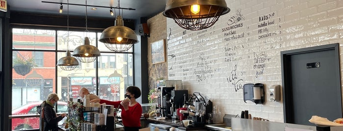 Coffee Joint is one of Chicago.