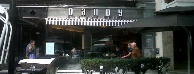 Dandy Bar & Grill is one of Tempat yang Disukai Sabrina.