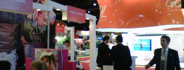 FIT Feria Internacional de Turismo is one of สถานที่ที่ Helem ถูกใจ.