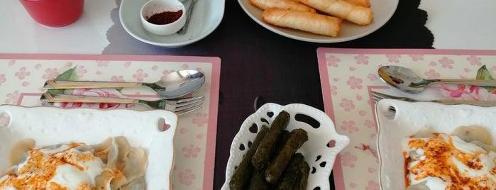 ASLI'CA CAFE MANTI ÇİĞ BÖREK ve EV YEMEKLERİ is one of Angara.