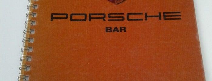 Porsche Bar is one of #pajzlspotting.