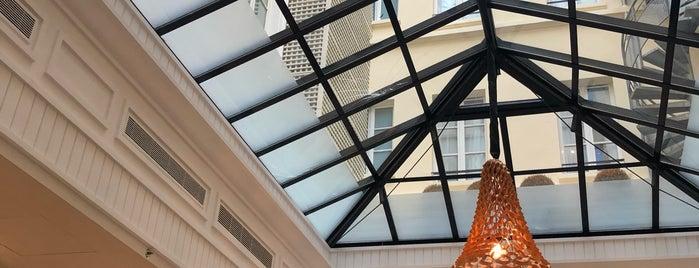 Hôtel Renaissance Paris Vendôme is one of Europe: 3months business trip '15.