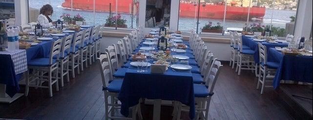 Levendiz Rum Meyhanesi is one of Istanbul's Best Mediterranean - 2013.