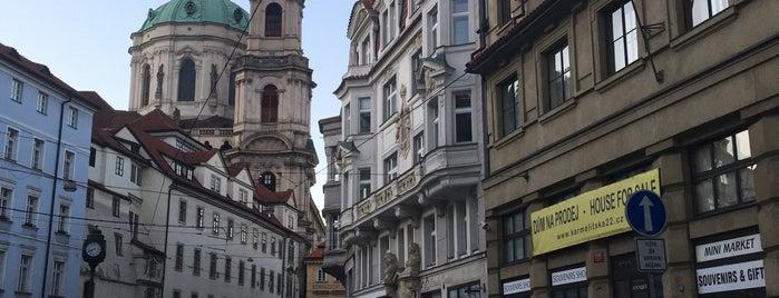 Malá Strana is one of Krzysztof 님이 좋아한 장소.