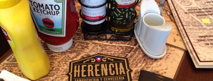 Herencia is one of Chile.