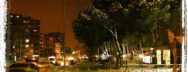 Kazasker is one of Bağdat Caddesi ve Civarı.
