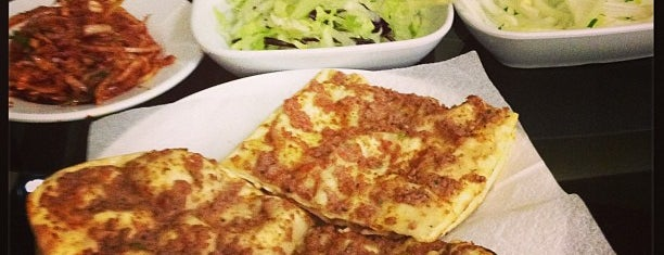 Buketist Lahmacun is one of Gitmeliyim:).