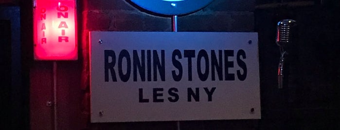 Ronin Stones is one of manhattan restaurants 2.