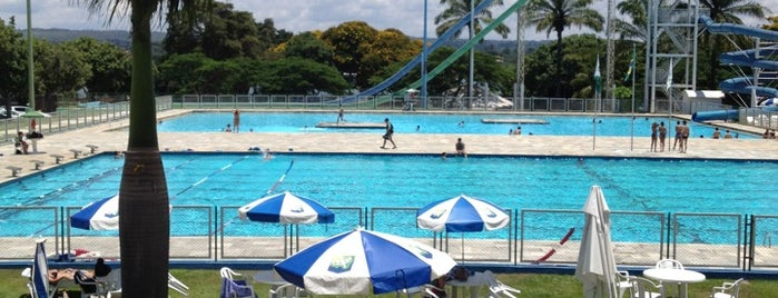 Minas Brasília Tênis Clube is one of Guntherさんのお気に入りスポット.