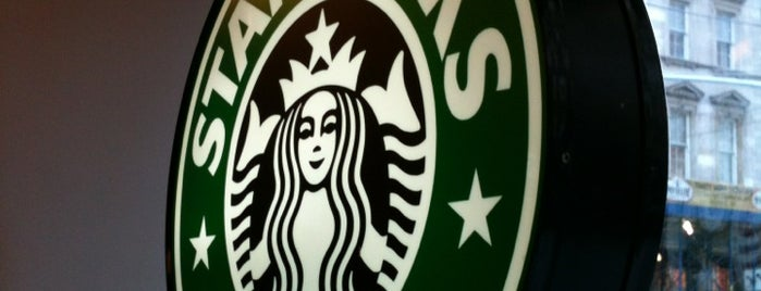 Starbucks is one of Locais curtidos por Jessica.