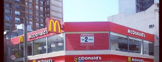 McDonald's is one of Tempat yang Disukai Teramente.