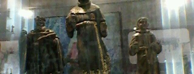 Museu Afro Brasil is one of Museus e Centros Culturais.