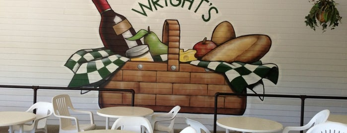Wright's Gourmet Sandwich Shoppe is one of Creative Loafing 100 Dishes.