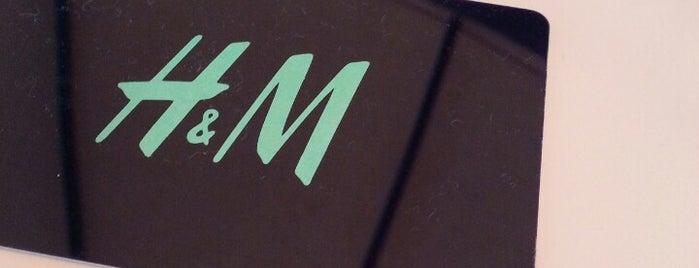H&M is one of Martina 님이 좋아한 장소.
