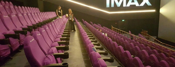 IMAX Park Cinema is one of Travelsbymaryさんの保存済みスポット.