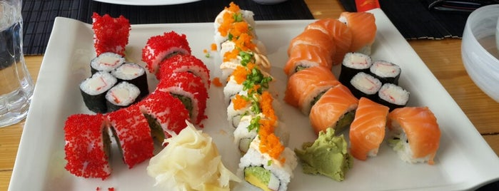 Kokoyaki Sushi is one of Bonus Etiket Coin.