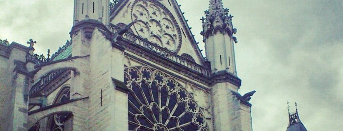 Basilique Saint-Denis is one of 「带一本书去巴黎」.