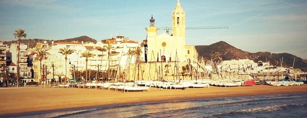 Sitges is one of Barselona.