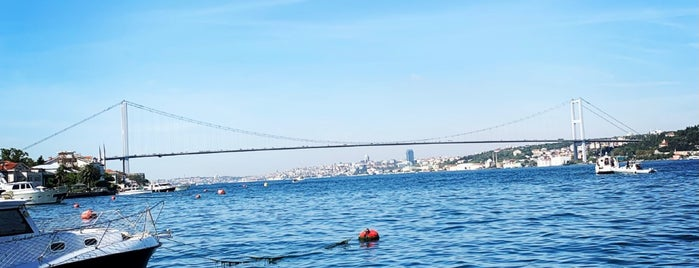 Kai Çengelköy is one of Anadolu Yakası.