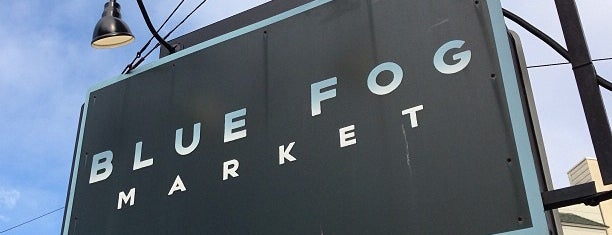 Blue Fog Market is one of Coffee.