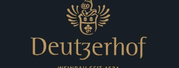 Deutzerhof is one of Die besten Weingüter Deutschlands.