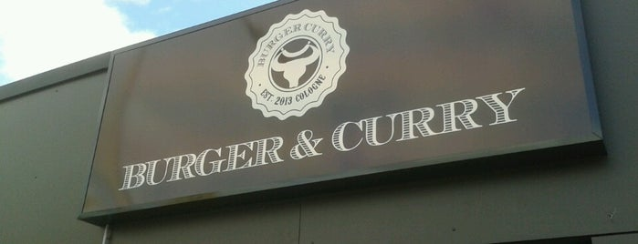Burger & Curry is one of Posti salvati di N..
