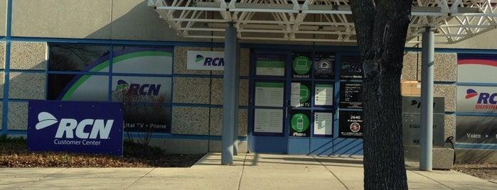 RCN is one of สถานที่ที่ Xinnie ถูกใจ.