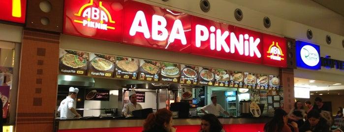 Aba Piknik is one of Gittiğim Yerler.