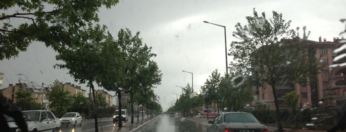 Barış Caddesi is one of ALi : понравившиеся места.