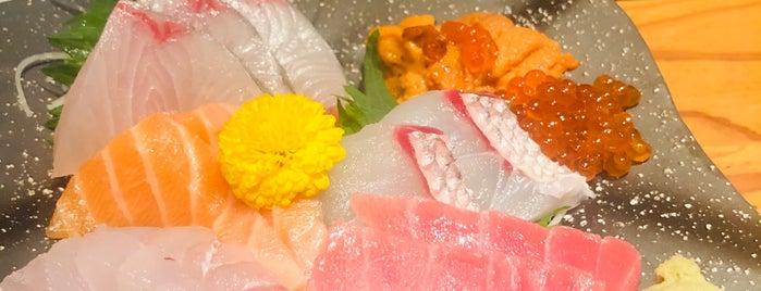 魚河岸 宮武 is one of Posti che sono piaciuti a Shigeo.