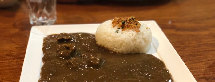 地中海風カレー カシュク (Kasik) is one of TOKYO-TOYO-CURRY 3.