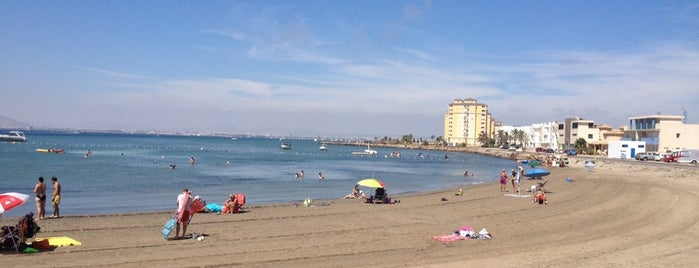 Playa Chica is one of Playas de España: Murcia.