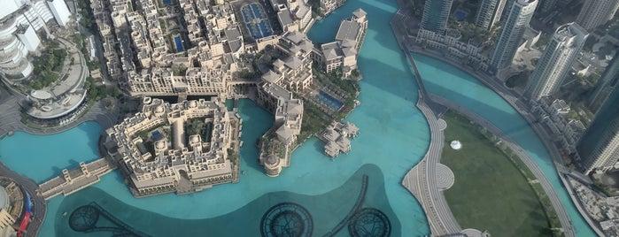 The Dubai Fountain is one of Volker'in Beğendiği Mekanlar.