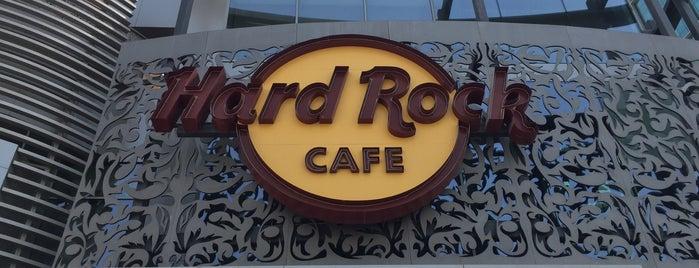 Hard Rock Café is one of Volker'in Beğendiği Mekanlar.