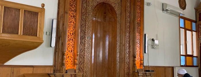 Ayanbey Camii is one of Konya Meram Mescit ve Camileri.