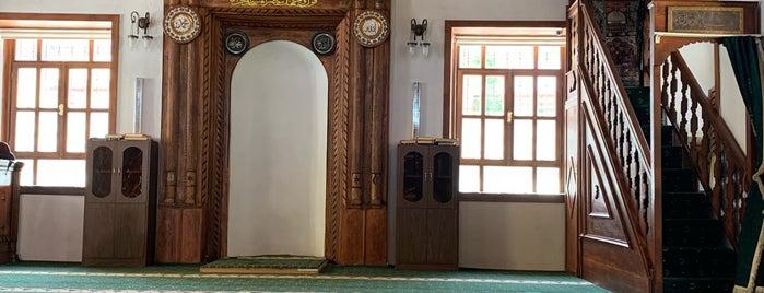 Asmalı Hatip Sultan Camii is one of Konya Karatay Mescit ve Camileri.