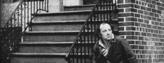 Joseph Brodsky's Home, 1980–1996 is one of nyc.