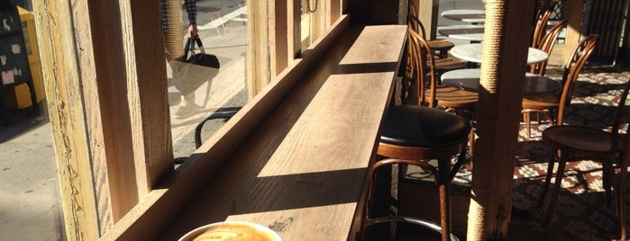 OST Cafe is one of Coffee Shops Below 14th Street.