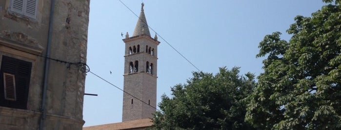 Crkva Sv. Antuna is one of Istria, Croatia.