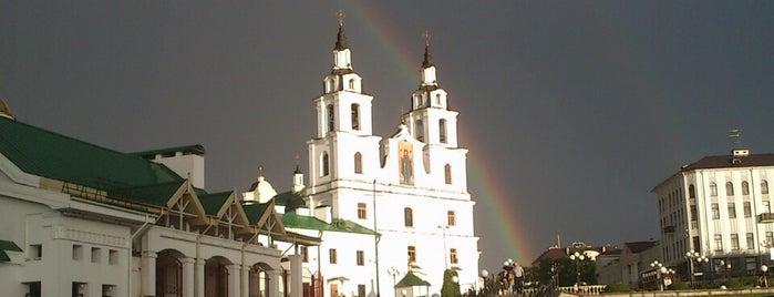 Свято-Духов Кафедральный Собор / Holy-Spirit Cathedral is one of Белоруссия.
