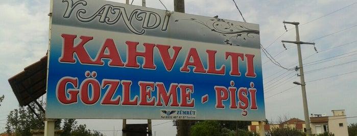 Yandı Kahvaltı is one of Yemek.