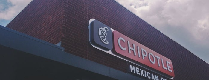 Chipotle Mexican Grill is one of Posti che sono piaciuti a Jamarl.