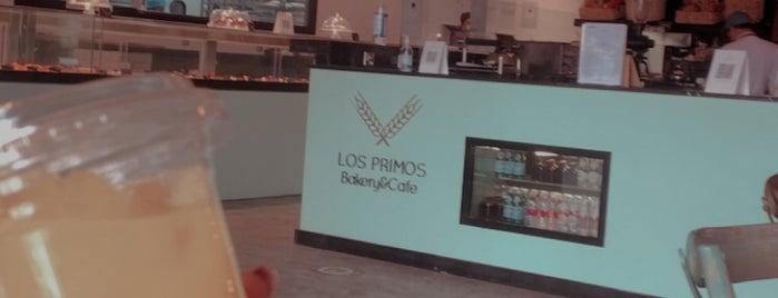 LOS PRIMOS Bakery & Cafe is one of Desserts&snacks Riyadh.