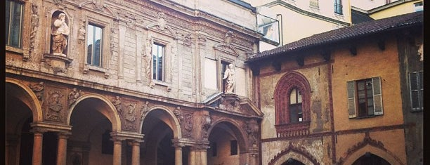 Palazzo delle Scuole Palatine is one of Around The World: Europe 1.