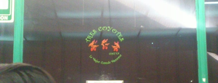 Cocina Tres Coyotes is one of Pannaさんのお気に入りスポット.