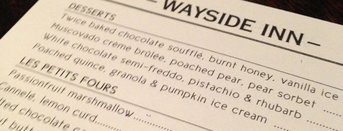 Wayside Inn is one of Melbourne.