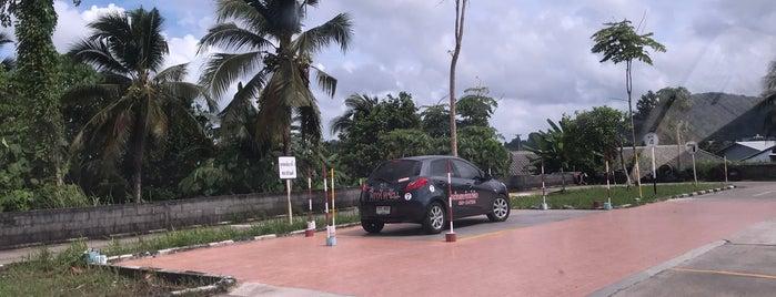 โรงเรียนสอนขับรถโชติมา CD School is one of Natdanai : понравившиеся места.