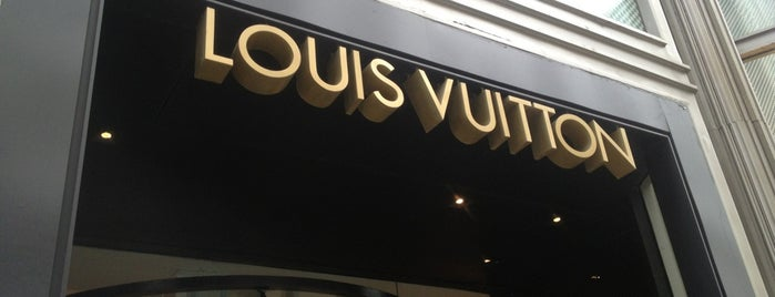 Louis Vuitton is one of Chicago.