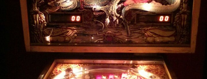 Asheville Pinball Museum is one of Pinball Destinations.